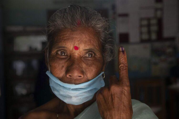 Modi's party seeks big win as 2 key Indian states vote