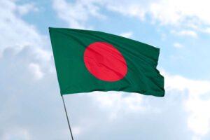 The flag of Bangladesh. Credit: Royal Graphics/Shutterstock.
