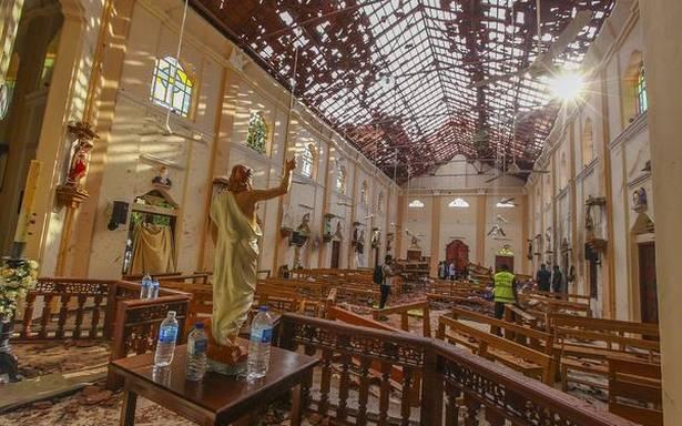 Sri Lanka tightens church security ahead of Easter